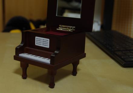 箱根のピアノ