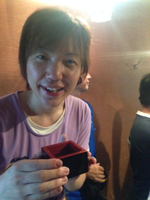 日本酒とたむら
