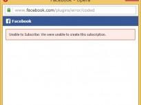 Facebookページは「フォロー」ボタンは対応していない。「いいね」ボタンを使おう