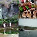 友ヶ島でBBQと探検、そしてウェイクボードはいかが?