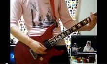 【Silent Siren】爽快ロックを雰囲気で弾いてみた【ギター】